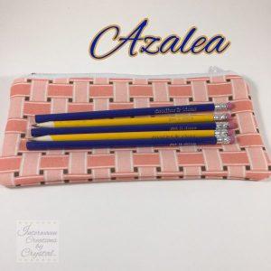 Azalea Bag (Flat): 9 1/2 x 4 1/2