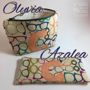 Azalea and Olyvia Bags