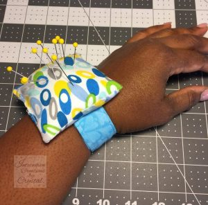 Wrist Pin Cushion