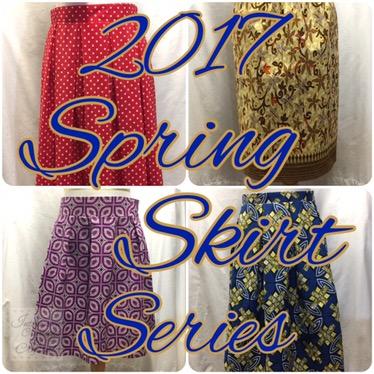 2017 Spring Skirt Series