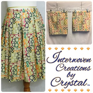 Mommy & Daughters Eyeglasses Skirt