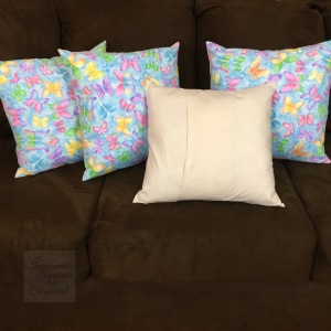 Four Envelope Pillow Cases
