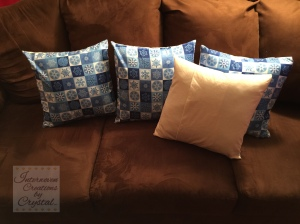 Winter Envelope Pillows
