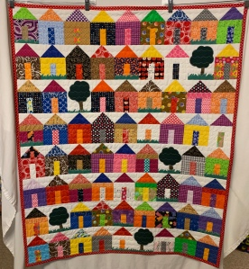 City Living Quilt ~ 2019