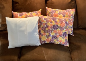 Fall 2019 Pillows