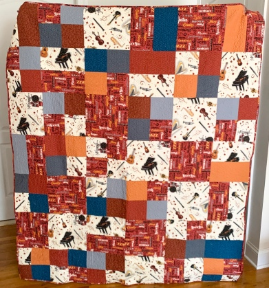 Father's Day Quilt ~ 2020